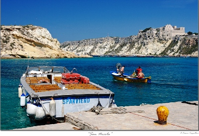 Isole Tremiti, San Nicola (copyright nikonclub.it)