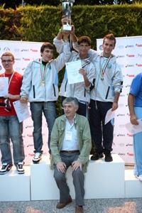 Premiazione tiro a volo Candela