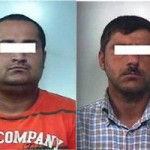 I due rumeni arrestati