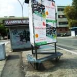 Foggia, zona Scuola De Santis