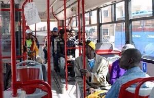 autobus immigrati