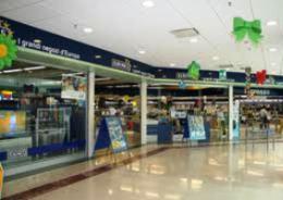 Entrata Centro Commerciale (archivio)