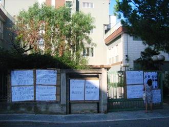 Esterno Casa di Cura S.Michele (St)