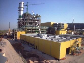 Centrale-turbogas En Plus a San Severo
