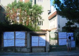 Esterno clinica San Michele (St)