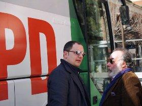 """Bordo: """"fondi per Alta Velocità fermi al Governo Prodi"""""""