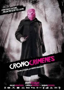 Los Cronocrímenes - Locandina