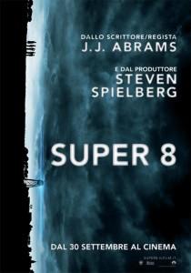Super 8 - Locandina