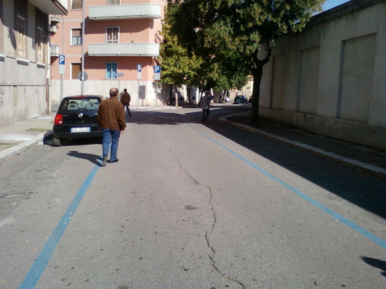 Si chiama 'piano' parcheggi, ma corre veloce  A Foggia