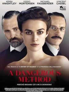 A Dangerous Method - Locandina