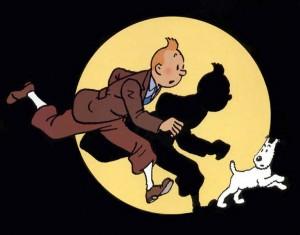 Tintin - Fumetto