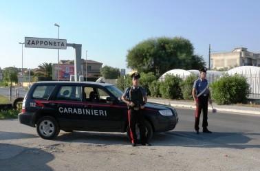 Carabinieri Stazione Zapponeta (ST)