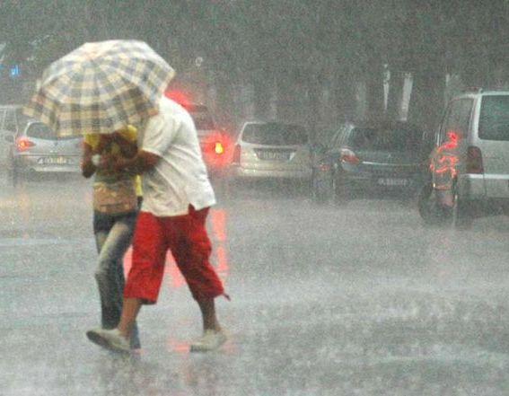 In arrivo piogge e temporali nel Gargano (st@-tpn - IMMAGINE D'ARCHIVIO)