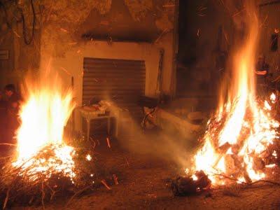 Orsara di Puglia (Fucacoste e Cocce Priatorj)