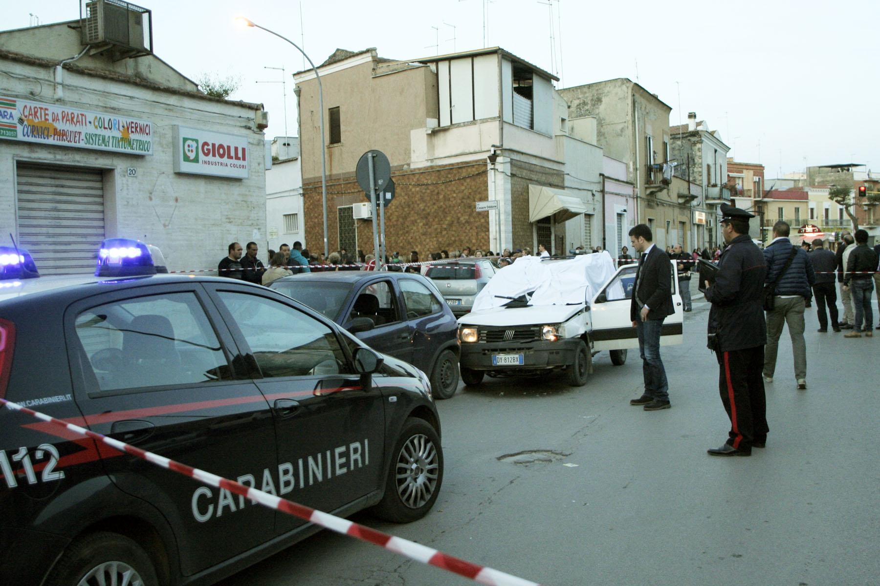 Omicidio in via lucera1