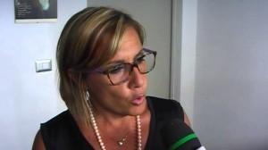 L'attuale Commissario dell'Asp Smar Angela Egidio (ph: Statoquotidiano)