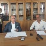 Il presidente dell'Ente Parco del Gargano in Procura a Foggia (st)