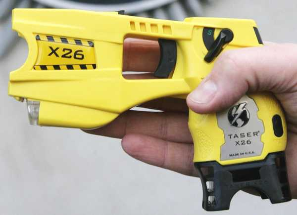 Pistola elettrica alla polizia primo ok for Parkside pistola sparapunti elettrica