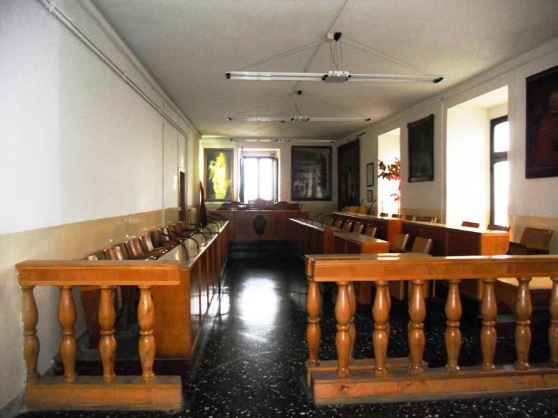 Interno Comune di Monte Sant'Angelo (ARCHIVIO)