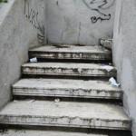Siringhe antiche mura Manfredonia - Stato Quotidiano