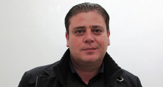Il già assessore comunale Salvatore Zingariello (statoquotidiano/benedetto monaco)