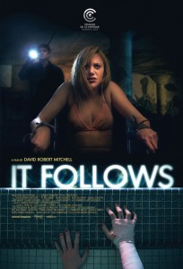 It Follows - locandina