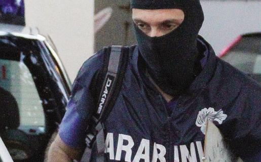 Carabinieri Ros (ph: la stampa, immagine d'archivio)