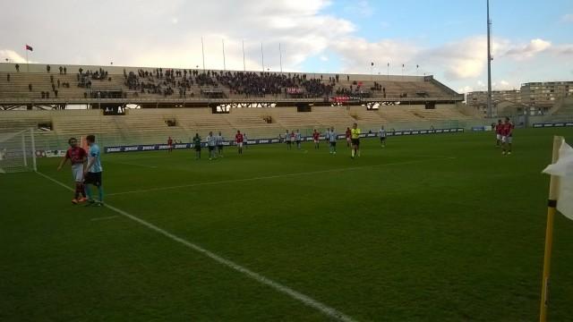 Taranto - Manfredonia 1-1 (ph: tarantocalcio.it) ARCHIVIO
