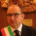 Il sindaco di Manfredonia Angelo Riccardi (ph: BENEDETTO MONACO)