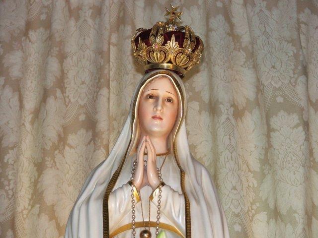 abbastanza Il Gargano ospiterà la Sacra immagine della Madonna di Fatima  RZ12