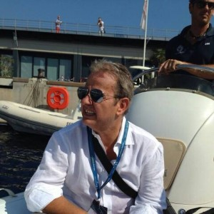 Diamante Menale, Presidente della società ENERGAS SpA  (ex Isosar) di Napoli (immagine from profilo facebook)