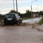 Maltempo Foggia (immagine d'archivio)