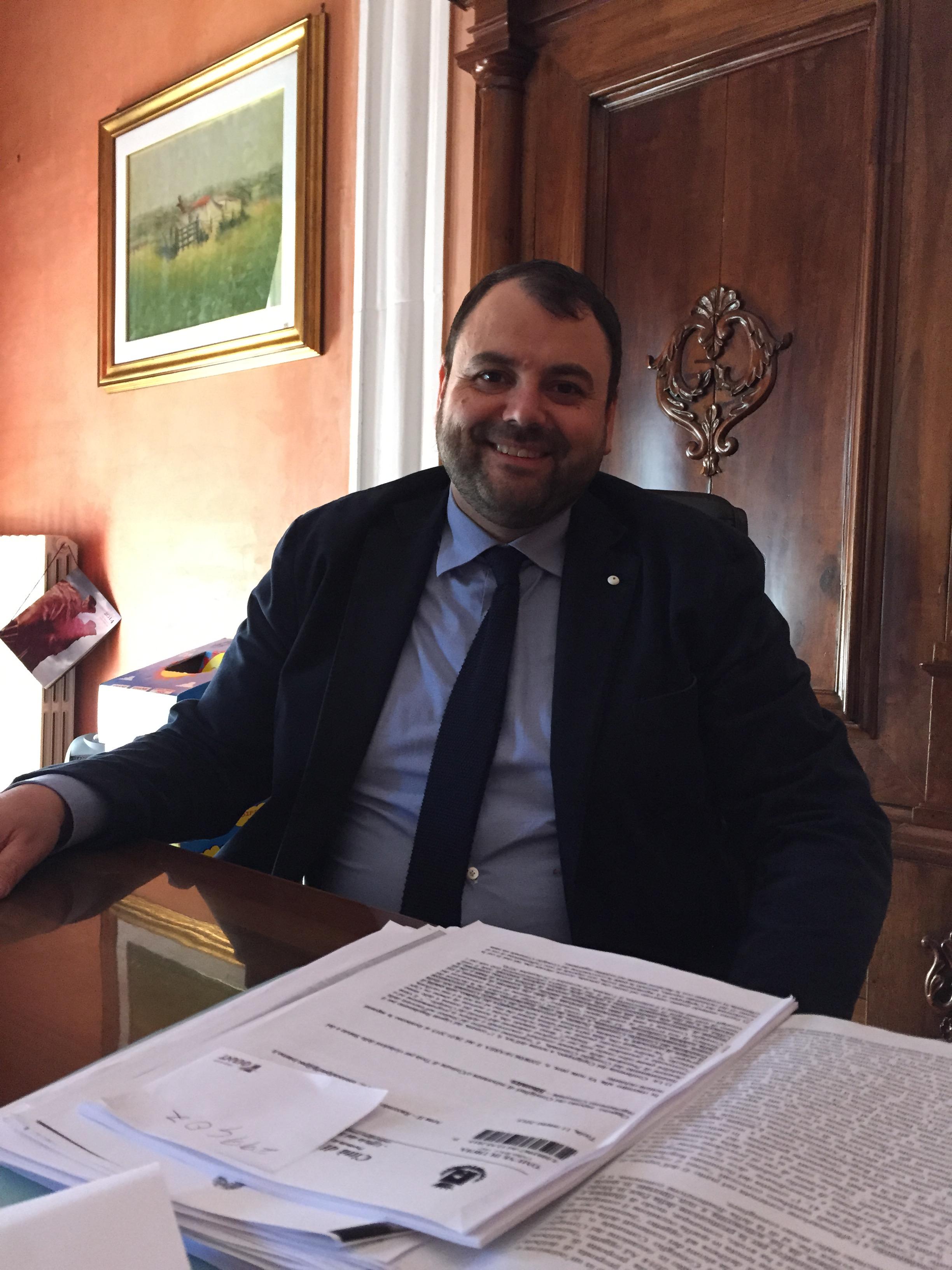 Markas s r l primo round al comune di troia stato for Francesca la troia