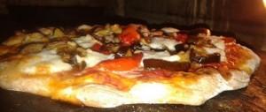 """La pizza """"Ortolana di Alfonso"""""""