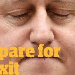 Brexit: prepare yourselves