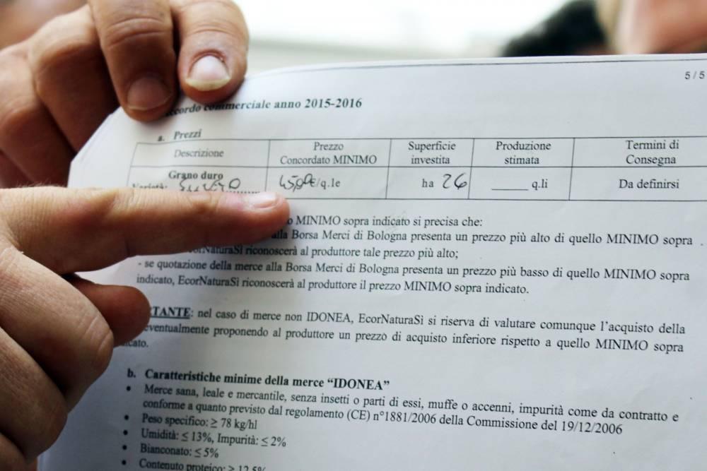 Prezzo del grano precipita, protesta a Foggia (Ftgallery) | Stato ...