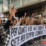 GPL ENERGAS - PROTESTE A MANFREDONIA (IMMAGINE NON RIFERITA AL TESTO)