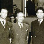 Firenze-1947-Giuseppe-Di-Vittorio-insieme-a-Michele-Magno-a-sinistra-al-primo-congresso-nazioanle-della-C-G-I-L-
