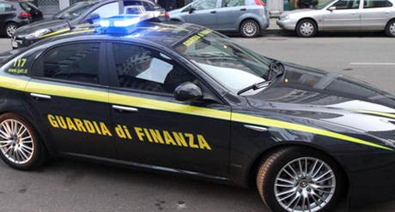 IMMAGINE IN ALLEGATO - GUARDIA DI FINANZA