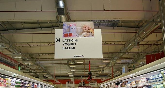http://gdrforniture.it - LECLERC Conad / M.te Sant'Angelo