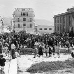 30 maggio 1954-Scuola Elementare Costanzo Ciano- Festa di Santa Maria Stella Maris