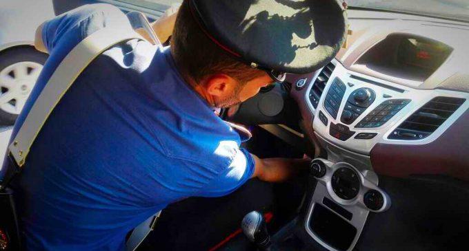 Spaccio cocaina tra Cerignola e Mattinata, CC Manfredonia arrestano 2 pregiudicati