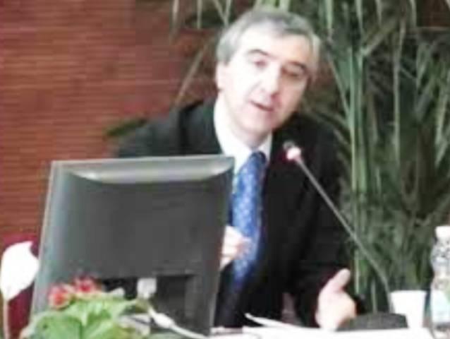 L'avvocato Pasquale Rinaldi