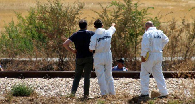 Agguato alla stazione di San Marco in Lamis: 4 vittime, 2 di Manfredonia, 2 di San Marco in Lamis (ph enzo maizzi)