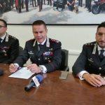 Piano sicurezza, armi: arresti Carabinieri Manfredonia e San Giovanni Rotondo (ph enzo maizzi)