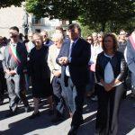 FUNERALI FRATELLI LUCIANI - LE ISTITUZIONI (PH ENZO MAIZZI, 11.08.2017)