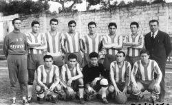 MANFREDONIA 1959-60