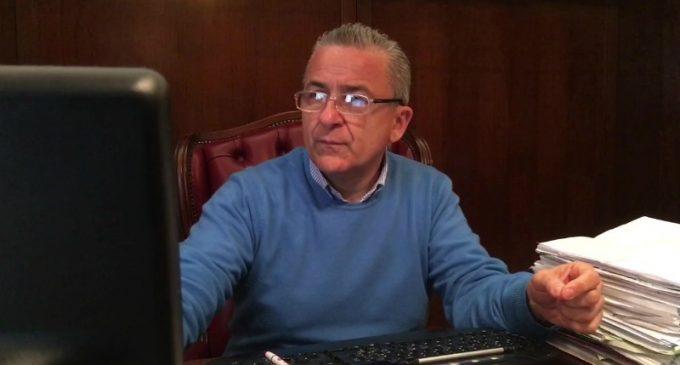 L'AVV. GIANDIEGO GATTA, vice presidente del Consiglio regionale Puglia (ph norbaonline)