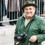 Il fotoreporter Lino Losciale