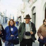 Lino Losciale e i suoi collaboratori a Carnevale-foto Franco Rinaldi